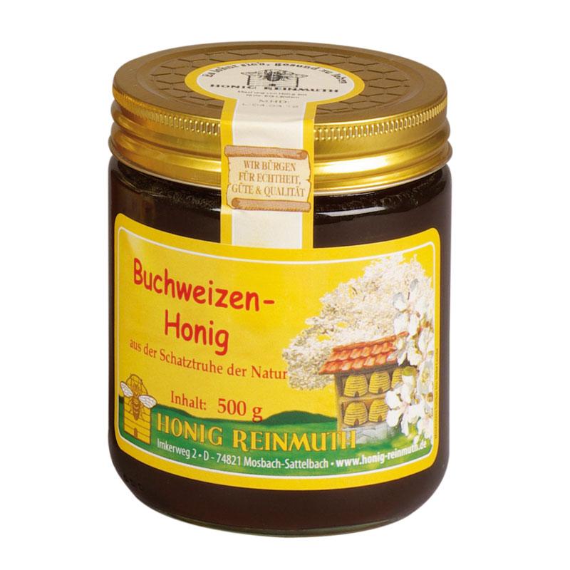 herbe, kräftige Honige