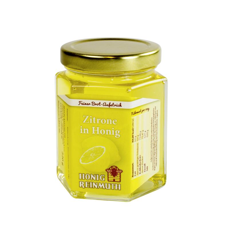 Honig mit Früchten