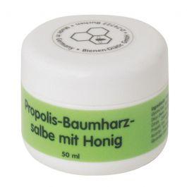 propolis baumharz salbe mit honig honig reinmuth versand f r honig produkte. Black Bedroom Furniture Sets. Home Design Ideas