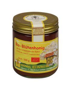 Bio Blütenhonig ´500 g DE-ÖKO-006