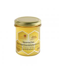 Spanischer Mandarinenblütenhonig 250 g Goldedition