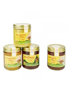 Honigpaket April 4 x 500 g