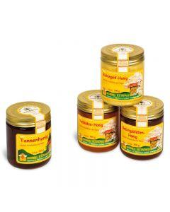 Honigpaket 4 x 500 g