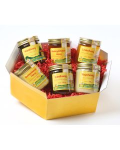 Honigpaket 6 x 500 g