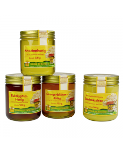 Honigpaket des Monats September 2020