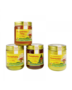 Honigpaket Juli 2019