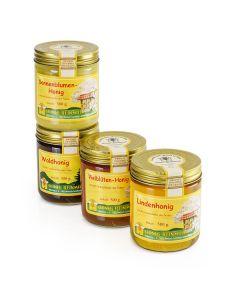 Honigpaket August 4 x 500g