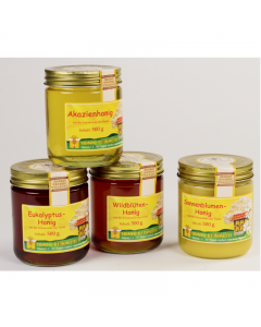 Honigpaket August 2019