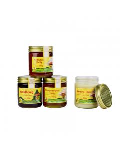Honigpaket im Oktober 4 x 500 g