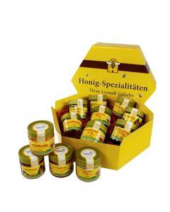 Honig-Vielfalt