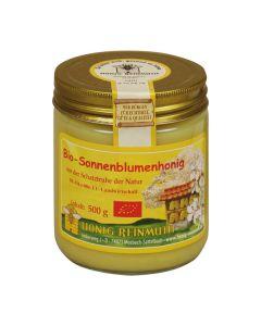 Bio Sonnenblumenhonig 500 g DE-ÖKO-006