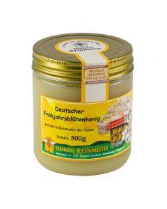 Deutscher Frühjahrs-Blütenhonig 500 g
