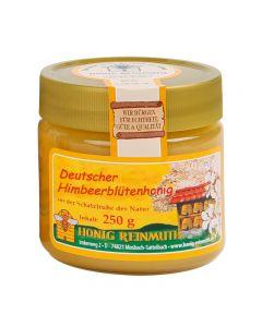 Deutscher Himbeerblütenhonig 250 g