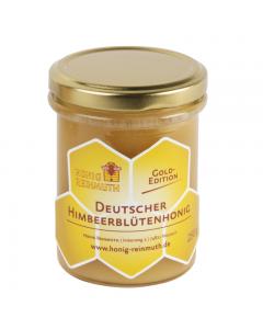 Deutscher Himbeerblütenhonig GOLD EDITION