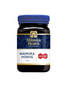 Manuka-Honig MGO 550+ -500 g Glas