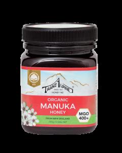 Bio-Manuka-Honig von TranzAlpine 400+