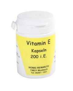 Vitamin E 200 I.E. 60 Kapseln