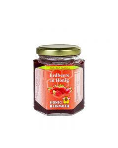 Erdbeere in Honig
