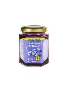 Heidelbeere in Honig