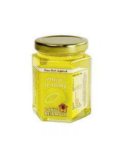 Zitrone in Honig