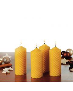 Adventskranz-Kerzen