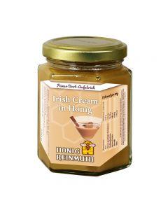 Irish Cream in Honig