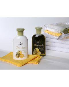 Geschenkset Olive + Honig