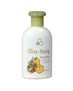 Olive und Honig Körperlotion