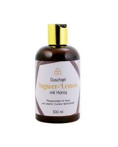 Ingwer-Lemon Duschgel mit Honig