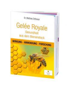 Buch Gelée Royale - Gesundheit aus dem Bienenstock