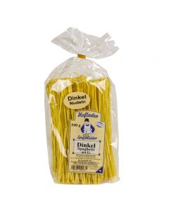Dinkel Walz Spaghetti mit Ei