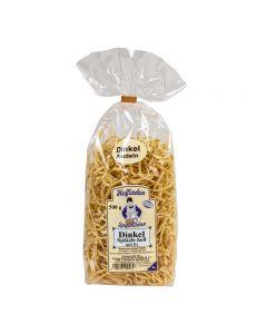 Dinkel-Vollkorn Bauernspätzle mit Ei