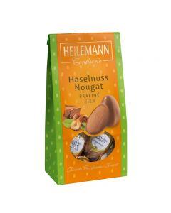HASELNUSS NOUGAT-Praliné-Eier