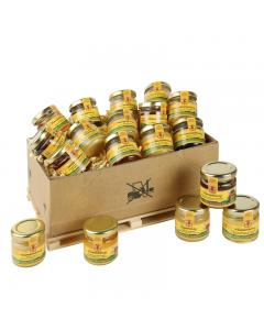 Eine Palette Honig
