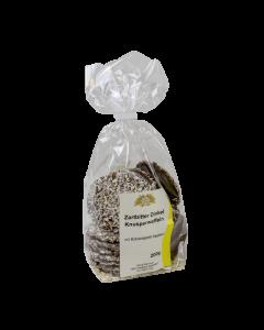 Dinkel-Knusper-Waffeln Kokos