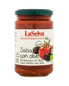 """Bio Nudelsauce """"Salsa con olive"""""""