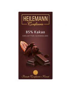 Edelbitter-Schokolade mit 85% Kakao