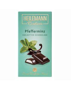 Pfefferminz-Edelbitter-Schokolade