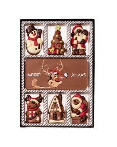 """Schokolade """"Merry X-Mas"""""""