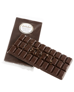 Dunkle Schokolade mit Röstkaffee