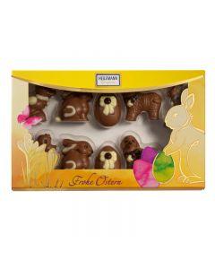 Hochfeine Schokolade Osterfiguren