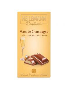 Marc de Champagner Trüffel in Edelvollmilch