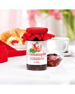Granatapfel Fruchtaufstrich