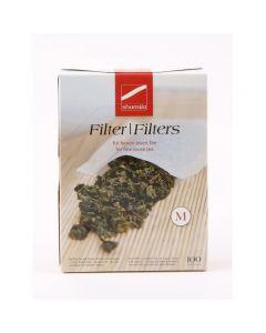 Teefilter chlorfrei