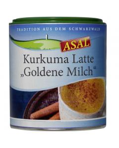 "Kurkuma Latte ""Goldene Milch"""