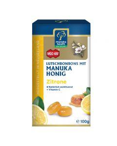 Manuka Honig Zitronenbonbons