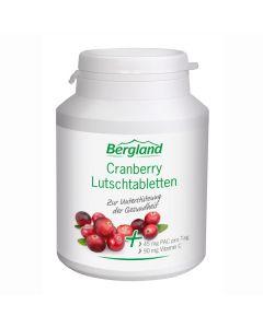 Cranberry Lutschtabletten 75 Stück