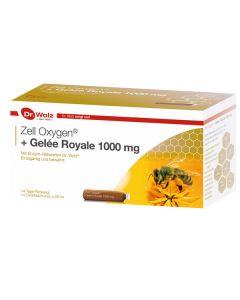 Zell Oxygen + Gelee Royale 1000 mg Ampullen