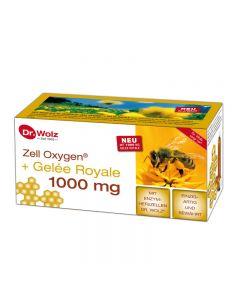 Zell Oxygen + Gelée Royale 1000 mg Ampullen