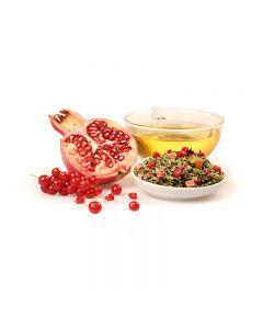 Granatapfel-Johannisbeere mit Moringa